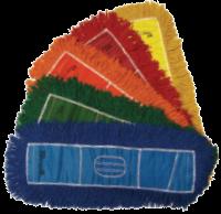 Dry Mop Rainbow