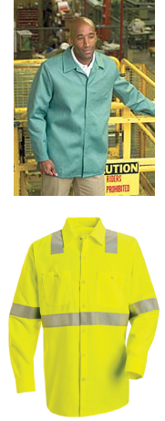 Flame Resistant & High Visibility Uniforms