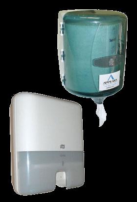 Paper Hand Towel Dispensers