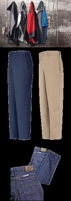 Men's & Women's Uniforms